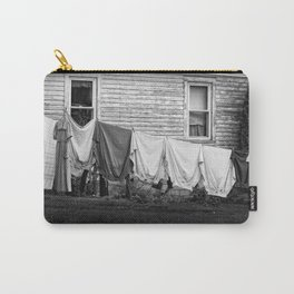 Amish Laundry Carry-All Pouch