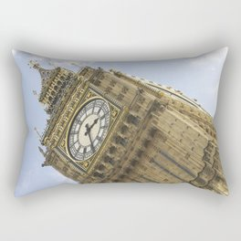 Big Ben Rectangular Pillow