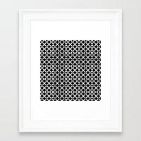 the xx Framed Art Prints featuring XX by NENE W