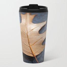 One on black Travel Mug