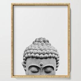 Shy Buddha Serving Tray