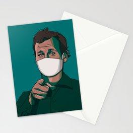 Bill Murray in Quarantine Stationery Cards