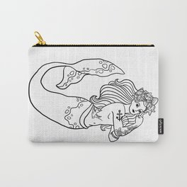 Rosie the Mermaid Carry-All Pouch