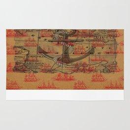 Old Time Nautical  Rug