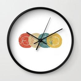 Russia Pelmeni Gift Idea for Russians Wall Clock