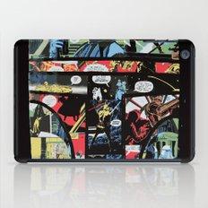 Boba Fett Collage iPad Case