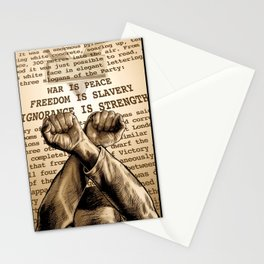 Big Brother Insoc Stationery Cards