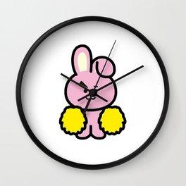 BTS - bt21 cooky Wall Clock