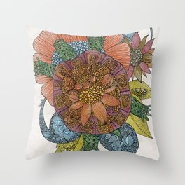 Tarquien Throw Pillow