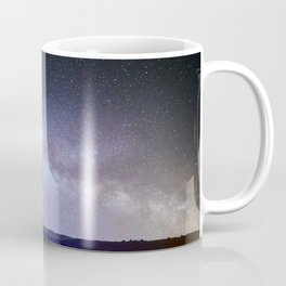 Milky Way Night Sky Coffee Mug