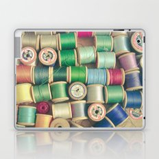 Cotton Reels Laptop & iPad Skin