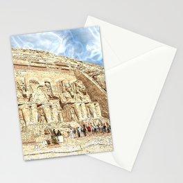 AbuSimbel20160101 Stationery Cards
