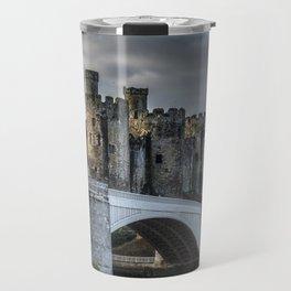 Conwy Castle, North Wales Travel Mug