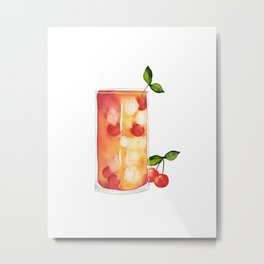 Tequila Sunrise - no text Metal Print