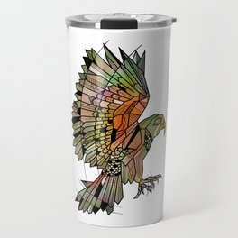 Kea New Zealand Bird Travel Mug