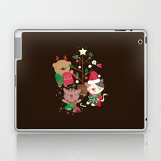 Holiday Crew Laptop & iPad Skin
