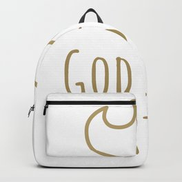 "God Seën Afrika ""God Bless Africa"" Backpack"