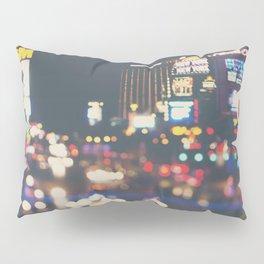 Las Vegas ... the neon town!  Pillow Sham