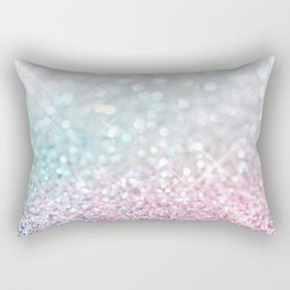 Pastel Winter Rectangular Pillow