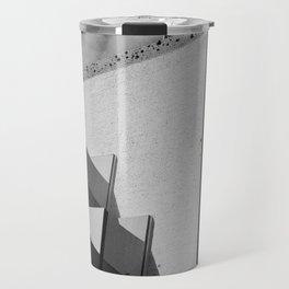 Urban Geometry Travel Mug