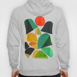 Mountains as the giants Hoody