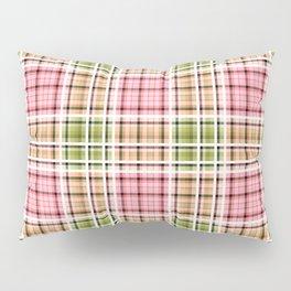 Checkered background.4 Pillow Sham