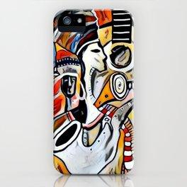 Pleasant Minds 2 iPhone Case