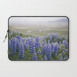 Iceland in Bloom Laptop Sleeve