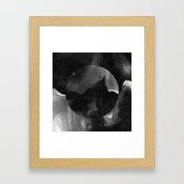 bw Framed Art Print