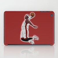 lebron iPad Cases featuring Lebron James by siddick49