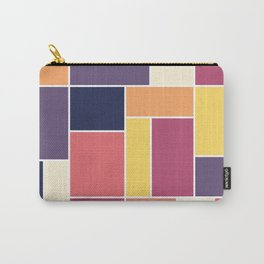 Perplexed Composition Carry-All Pouch