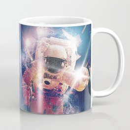 Astro Nova 02, capsule breach Coffee Mug