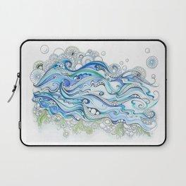 Ocean Seaweed Laptop Sleeve