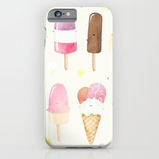 Ice creams iPhone 6s Slim Case