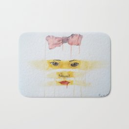always looking, always learning Bath Mat