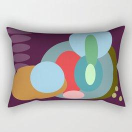 Googly Rectangular Pillow