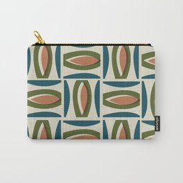 Alcedo - Orange Carry-All Pouch