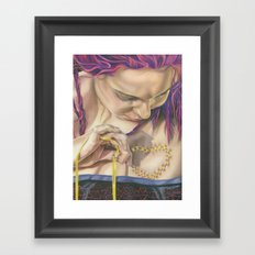 You have my heart Framed Art Print
