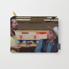 Jeff Bridges & Sam Elliot @ The Big Lebowski (Joel and Ethan Coen - 1988) Carry-All Pouch