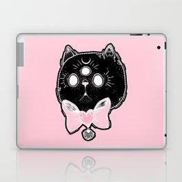 Witchy Kitten Laptop & iPad Skin