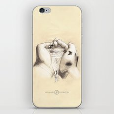 Pocket Penguins iPhone & iPod Skin