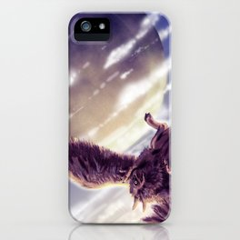 Flight of the Gryphon iPhone Case