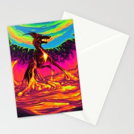 burble Stationery Cards