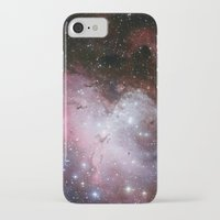 nasa iPhone & iPod Cases featuring Nebula star Eagle constellation galaxy hipster NASA space stars hipster geek sci fi landscape photo by iGallery