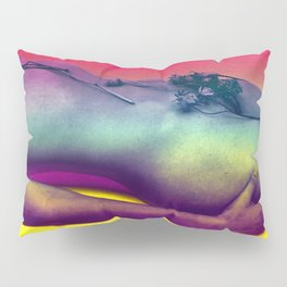 """""""Kinky Mother Earth"""" by Nacho Dung Pillow Sham"""