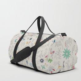 Pez Otomi by Ana Kane Duffle Bag