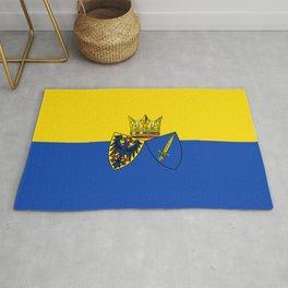 flag of Essen Rug