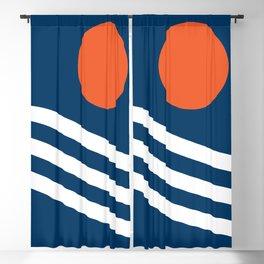 Swell - Marina Blackout Curtain