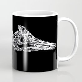 Crocodilian Coffee Mug
