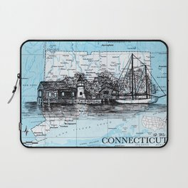 Connecticut Laptop Sleeve